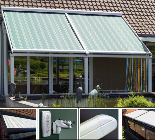 Awnings Conservatory